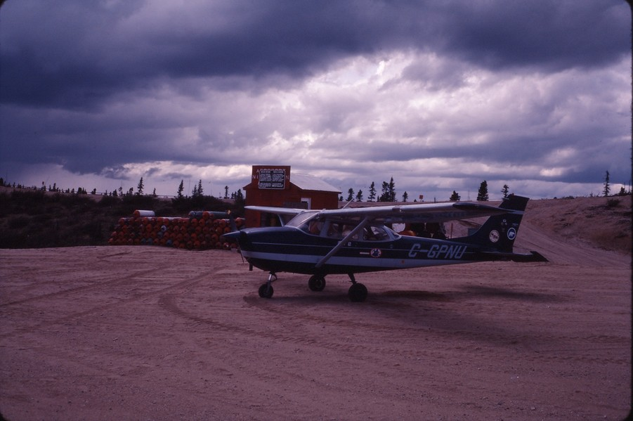 Photo of Nitchequon Airport by Pierre Nadon