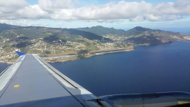 Photo of Madeira Airport by John Tannahill
