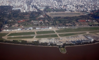 Photo of Jorge Newbery Airpark Airport by Tito Lechuzen