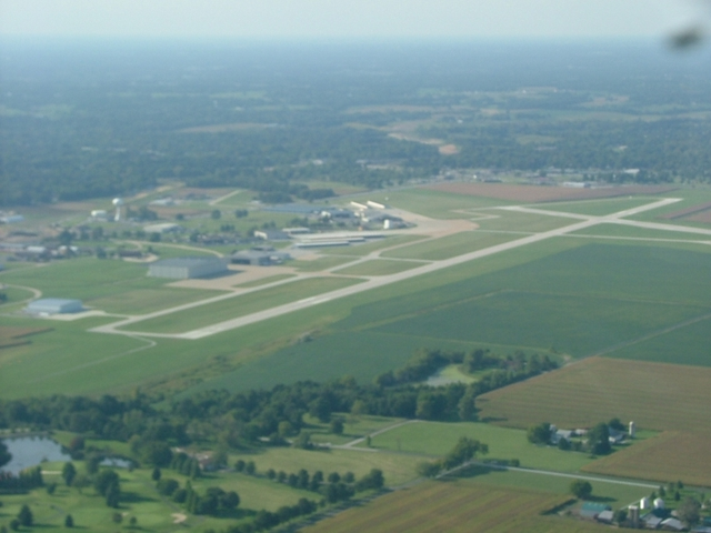 Photo of St Louis Regional Airport by Ralynne Case