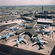 Photo of Amsterdam Schiphol Airport by Kees Werdekker