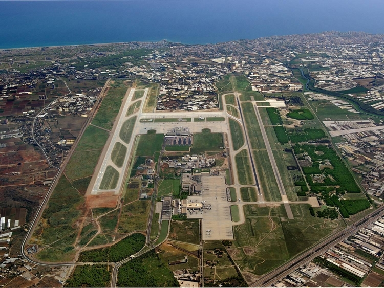 Photo of Antalya International Airport by Ahmet Simsek