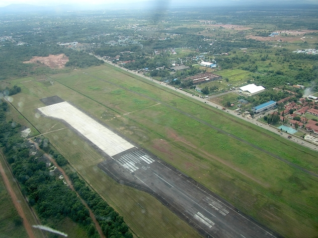 Photo of Syamsudin Noor Airport by Imam Soeseno