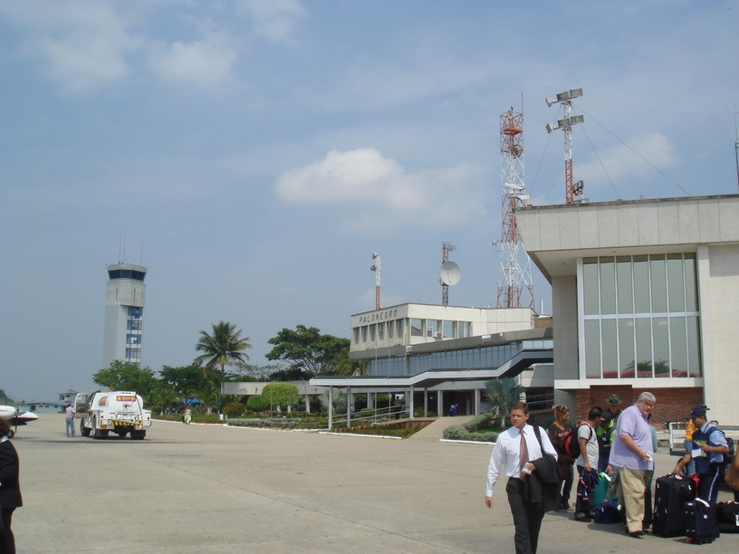 Photo of Palonegro Airport by Mauricio Rodriguez