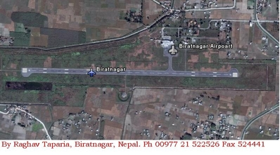 Photo of Biratnagar Airport by Raghav Taparia