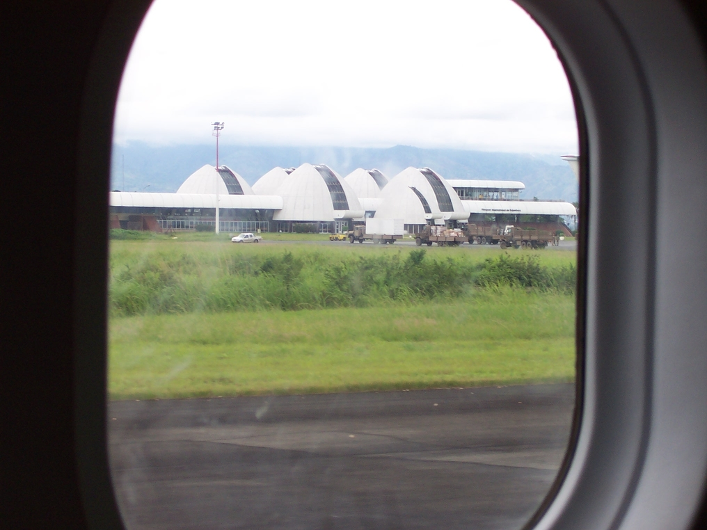 Photo of Bujumbura International Airport by Kevin Doyle