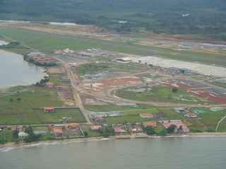 Photo of Bata Airport by Serge Moons