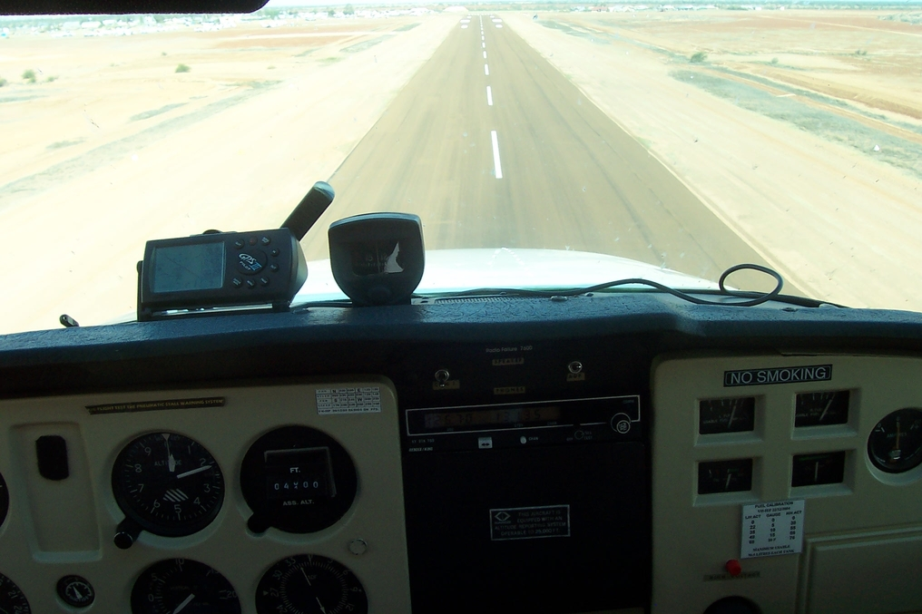 Photo of Birdsville Airport by Bob Knowles