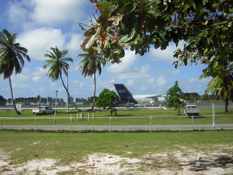 Photo of Cocos (Keeling) Islands Airport by Ross Boughton