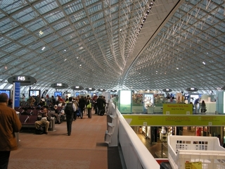 Photo of Charles de Gaulle International Airport by Pascal Gienger