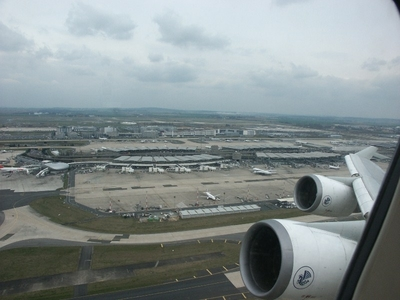 Photo of Charles de Gaulle International Airport by Thomas Hefti