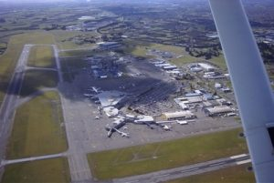 Photo of Christchurch International by Leo Schuler