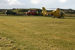 Photo of Coll Airport by T Oliver