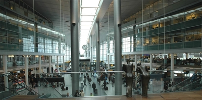 Photo of Copenhagen Kastrup Airport by A T