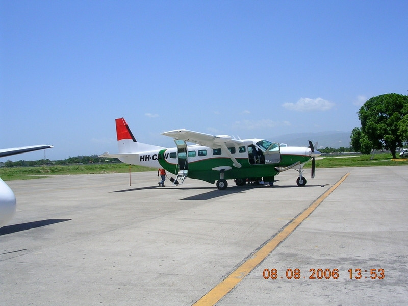 Photo of Les Cayes Airport by Stacey Bufford