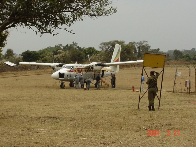 Photo of Dembidollo Airport by Mary Rhodes