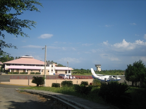 Photo of Samana El Portillo Airport by Daniel Lee