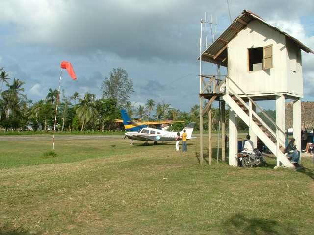 Photo of Samana El Portillo Airport by John Steele