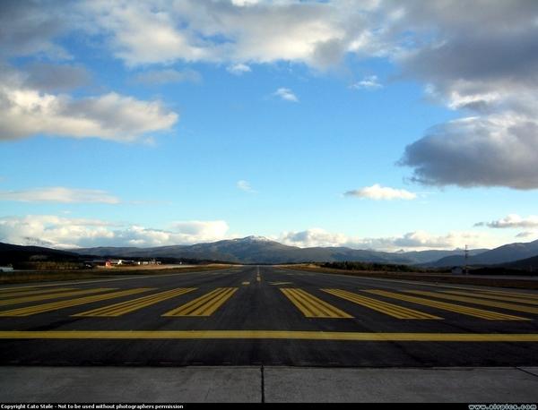 flights harstad narvik airport