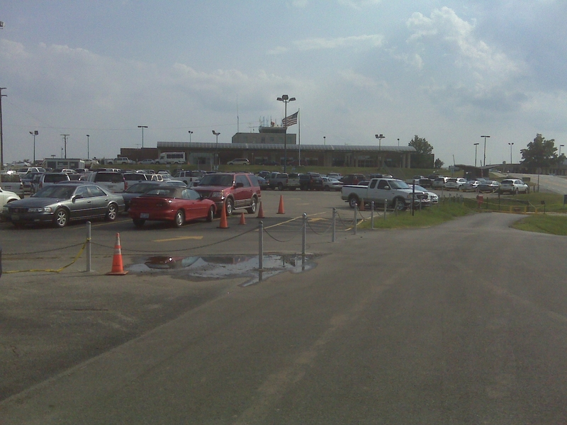 Photo of Tri-State/Milton J. Ferguson Field Airport by Scott Brown