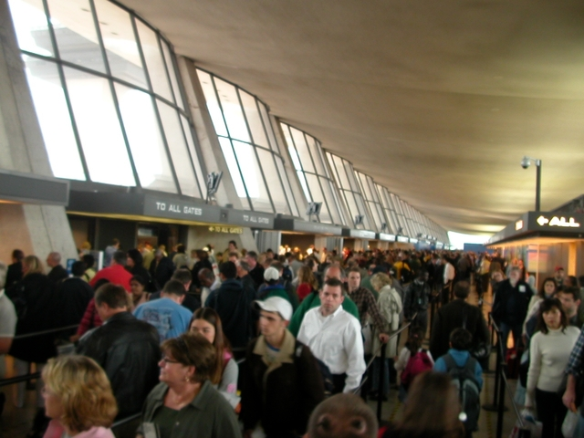 Photo of Washington Dulles International Airport by Basile Baron
