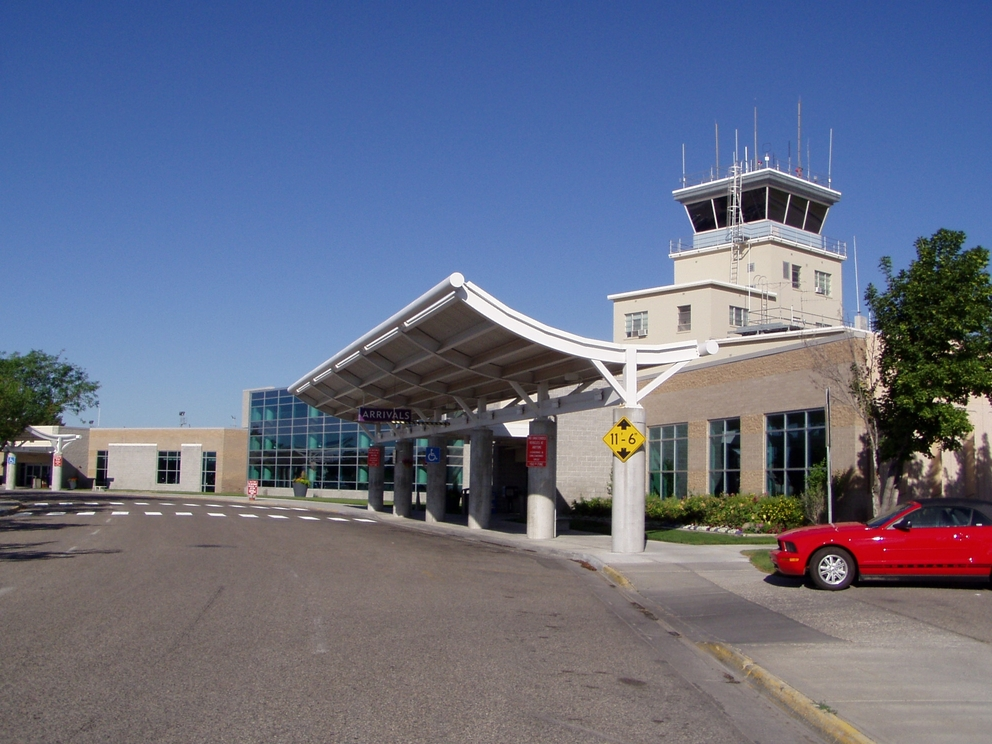 Photo of Idaho Falls Regional Airport by S Brown
