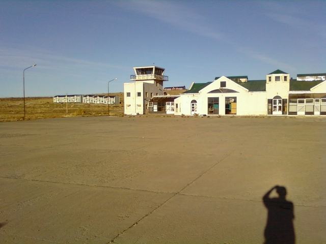 Photo of Lago Argentino Airport by William Roger