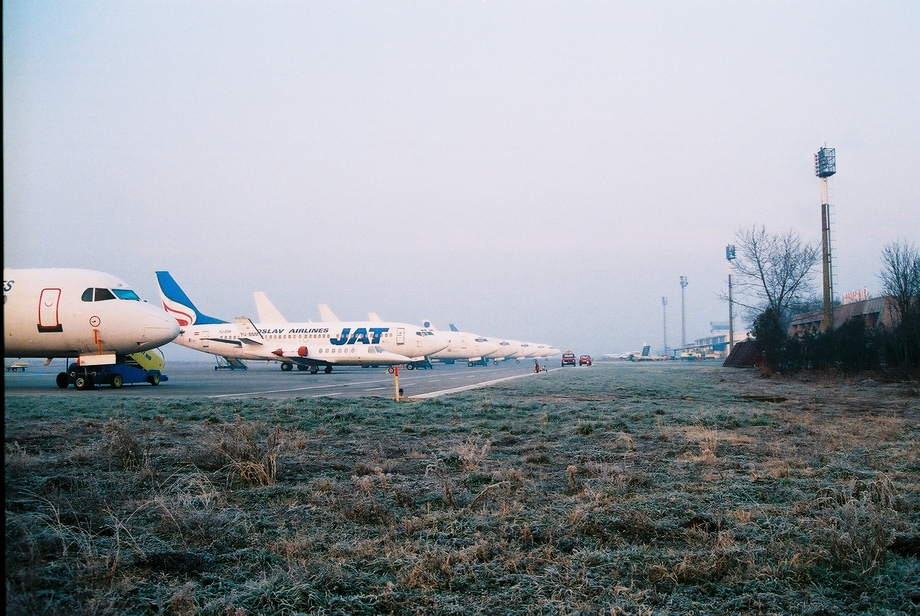 Photo of Nis Airport by Andjelko Andjelkovic