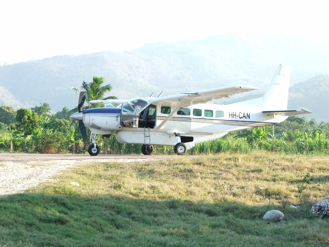Photo of Jacmel Airport by Olivier Lavaud