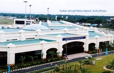 Photo of Sultan Ismail Petra Airport by John Hamilton