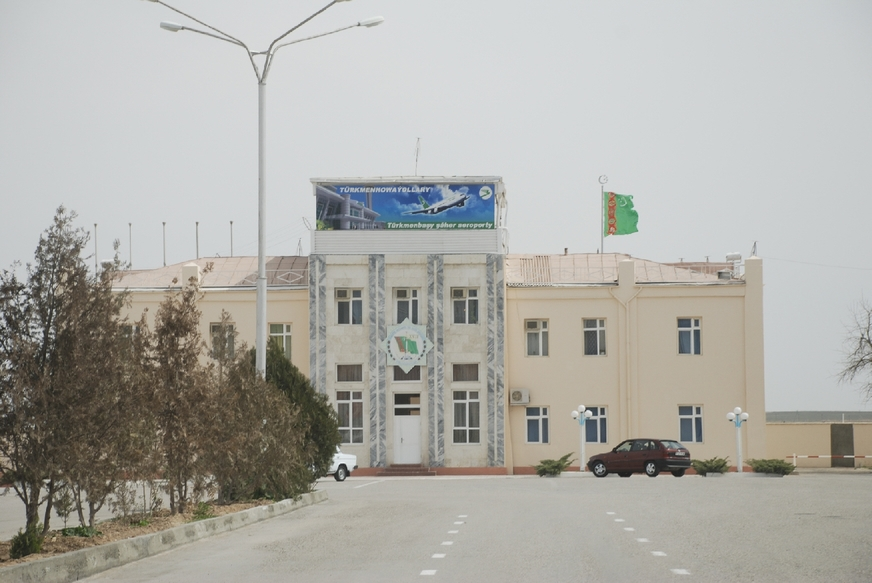 Photo of Turkmenbashi Airport by Dmitry Prokopchuk
