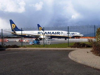 Photo of City of Derry Airport by Ian Lamberton