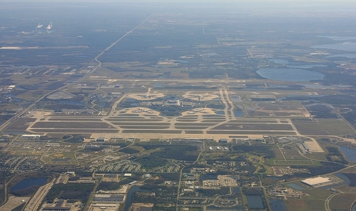 Photo of Orlando International Airport by Scott Brown