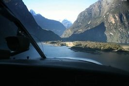 Photo of Milford Sound by Simon Gunson