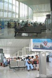 Ninoy Aquino International Airport codes for Manila, Philippines