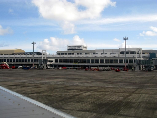Photo of Sir Seewoosagur Ramgoolam International Airport by Miguel Gutierrez