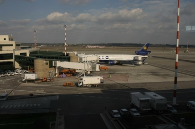 Photo of Malpensa International Airport by Afonso Marques