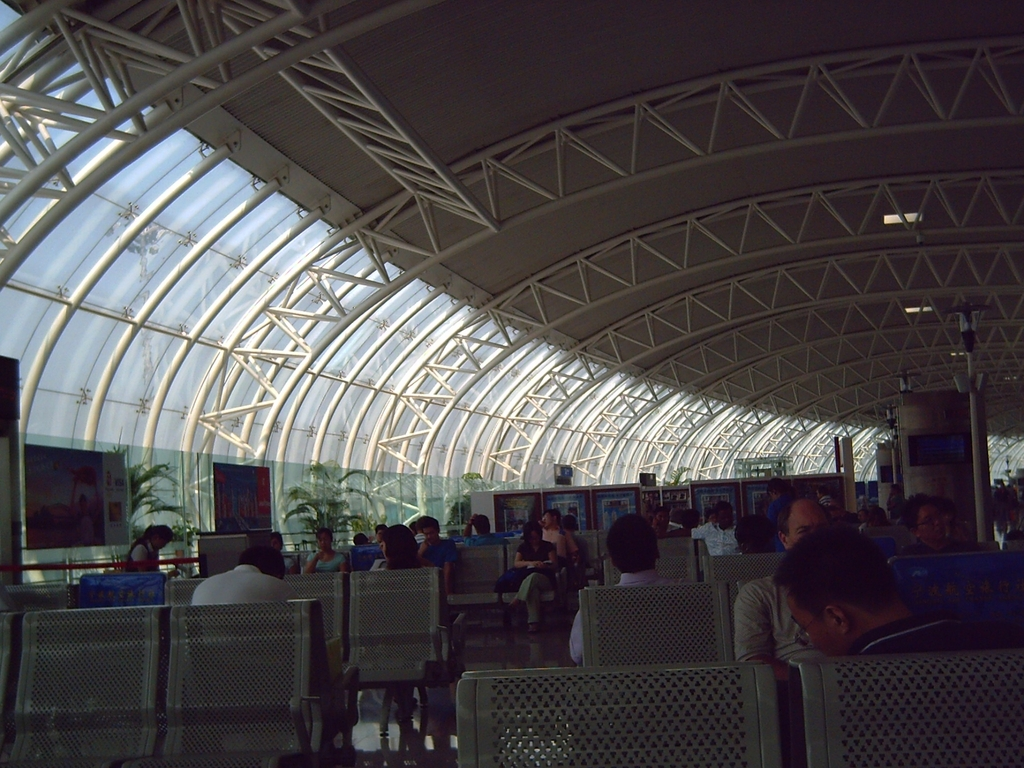 Photo of Ningbo Lishe International Airport by Andrea Zapponi
