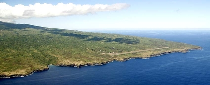 Photo of Nuku Hiva Airport by Neil Murray