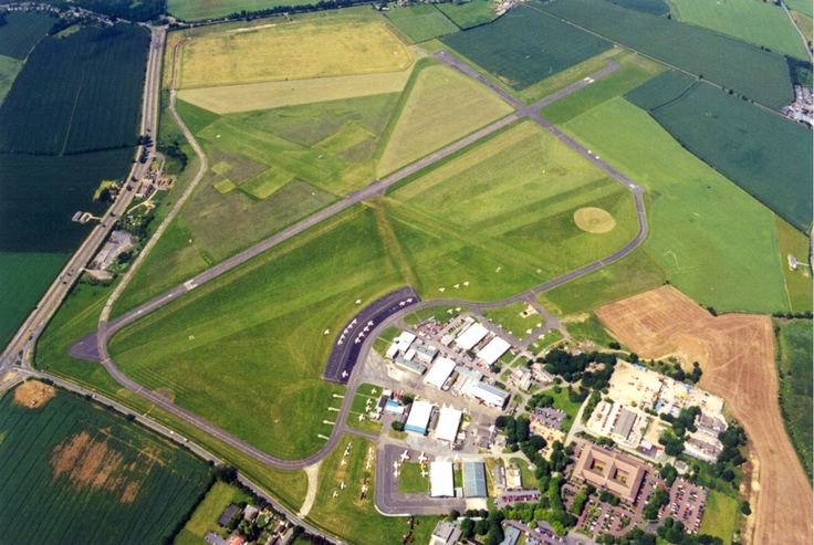 Photo of Oxford (Kidlington) Airport by James Dillon-godfray
