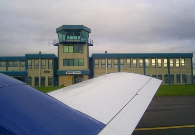 Photo of Oxford (Kidlington) Airport by Rich Skeggs