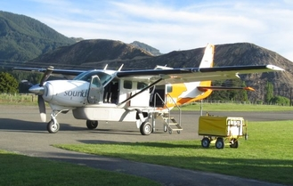 Photo of Picton Aerodrome Airport by Werner Heise
