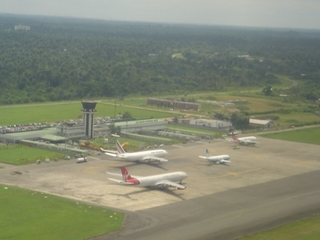 Photo of Port Harcourt International Airport by Serge Moons