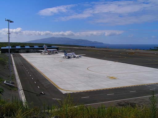 Photo of Pico Airport by Rui Medeiros