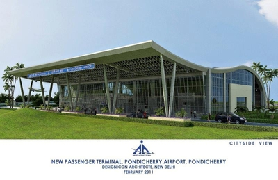 Photo of Pondicherry Airport by Joanes Joseph