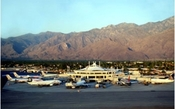 Photo of Palm Springs International Airport by Laura P