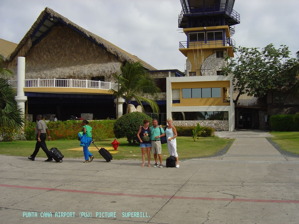 Photo of Punta Cana International Airport by Bill (daniel) Sterckx