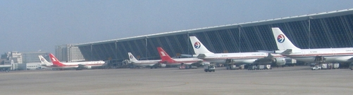 Photo of Shanghai Pudong International Airport by A T