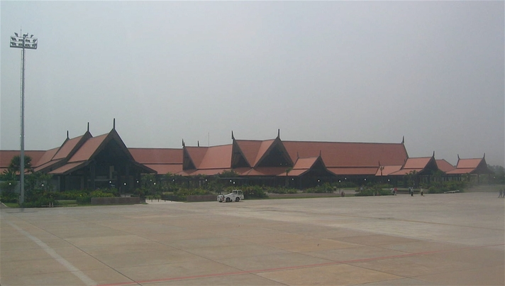 Photo of Angkor International Airport by Marek Rozwadowski