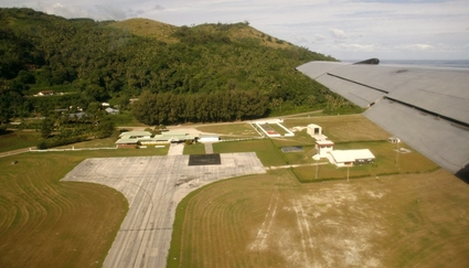 Photo of Rurutu Airport by Neil Murray